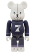 BE@RBRICK SEVENDAYS=SUNDAY 100%