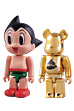 ASTROBOY KUBRICK First Comic ver. & ASTROBOY BE@RBRICK