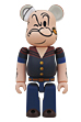 BE@RBRICK DRX NAVY POPEYE THE SAILOR MAN 100%