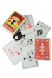 BICYCLE PLAYING CARDS ASTRONAUT SNOOPY