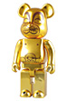 GOLDEN IDOL BE@RBRICK 400%