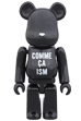BE@RBRICK COMME CA ISM 20th ANNIVERSARY Ver.