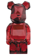 Baccarat BE@RBRICK fragmentdesign POLYGON RED<br>