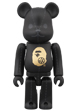 A BATHING APE(R) × 24karats BE@RBRICK