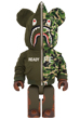 BE@BRICK READYMADE × A BATHING APE(R) 1000%