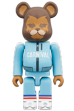 BE@RBRICK Carnival The Lion 100%