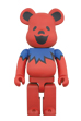 BE@RBRICK GRATEFUL DEAD DANCING BEARS 1000%