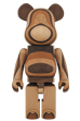 LAYERED WOOD BE@RBRICK 1000%