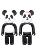 MILK X BE@RBRICK PANDA 400%<br> BOY/GIRL