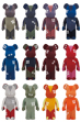 DR × ROMANELLI ONE OF KIND COLLECTION BE@RBRICK 1000%