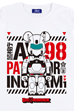 BE@RTEE PATLABOR WHITE