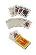 BE@RBRICK BICYCLE PLAYING CARDS
