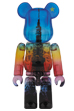 55th Anniversary TOKYO TOWER BE@RBRICK MAGIC TIME Ver.