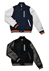 NIKE × BE@RBRICK DESTROYER JACKET (NAVY/BLACK)