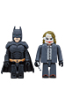 BATMAN(TM)[THE DARK KNIGHT Ver.] & THE JOKER(TM)[THE DARK KNIGHT Ver.]2パックセット
