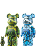 BE@RBRICK David Flores 100% / 400%