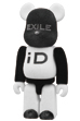 BE@RBRICK EXILE iD 100%