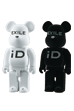 BE@RBRICK EXILE iD 400%