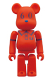 FRED PERRY 60th Anniversary BE@RBRICK BEAMS Ver.