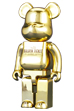 400% GOLDEN TICKET BE@RBRICK