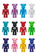 Birthday BE@RBRICK