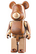 400% LAYERED WOOD BE@RBRICK