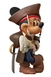 VCD MICKEY MOUSE (JACK SPARROW Ver.2.0)