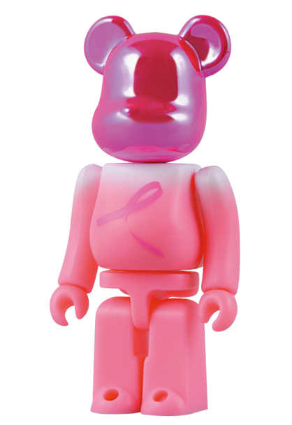 PINK RIBBON BE@RBRICK