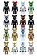 PEPSI NEX STAR WARS (TM) BE@RBRICK