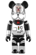 Crystal Ball BE@RBRICK ROBOT HIPPIE ver.