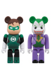 BE@RBRICK GREEN LANTERN/The Joker