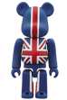 BE@RBRICK UNION JACK 100%