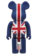 BE@RBRICK UNION JACK 400%