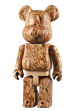 ECO VALUE WOOD(TM) 400% BE@RBRICK