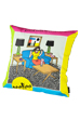 "VINYL ""BLACK CATS"" CUSHION CREAM-SODA PRESENTS"