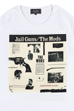 "VINYL ""THE MODS"" TEE JAIL GUNS"