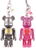 VALENTINE DAY & WHITE DAY Birthday BE@RBRICK 2PACK SET