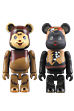 BE@RBRICK Wicket & Paploo set