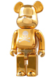 WORLD WIDE TOUR BE@RBRICK mastermind JAPAN 1000%